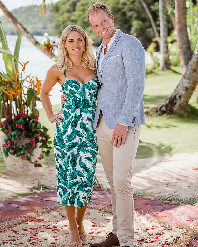 Ouch!While she didn't go into detail about their bedroom antics, Keira used the opportunity to take a swipe at ex-boyfriend Jarrod Woodgate (right), saying he was 'no comparison' to Matt