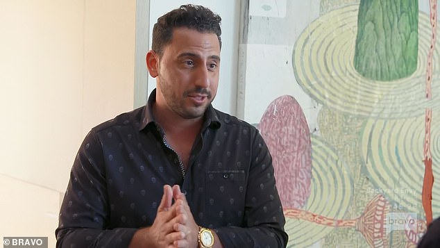 Josh:Josh Altman, 41, had to do some fast thinking to make money on one of his listings, too