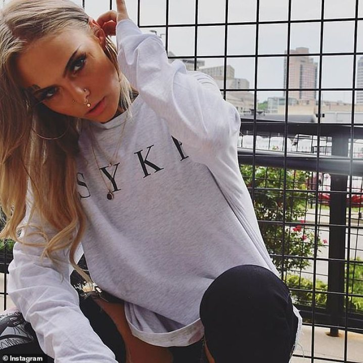 Daisy Coleman, 23, killed herself on Tuesday night. Her body was discovered after her mother Melinda asked police to do a welfare check