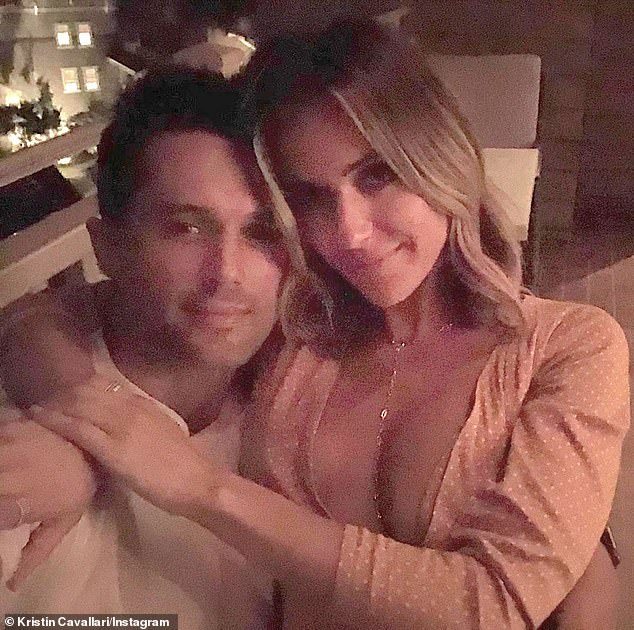 Laguna Beach emergency!Kristin shared a dimly-lit snap of herself with Stephen Colletti on Tuesday, sparking speculation she may have rekindled their relationship following her separation from Jay