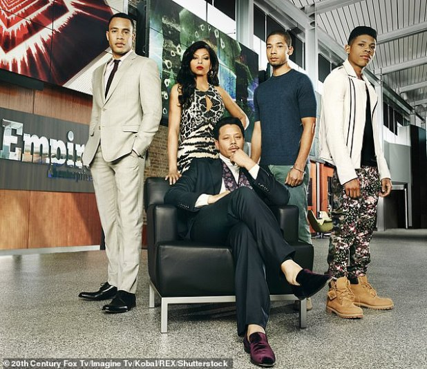 Mr. Smollett was expelled from Fox's hit series Empire as a result of the scandal.  He has been featured in fourth place with his co-stars in 2015 - Try Byers, Taraji P. Henson, Terence Howard and Brycere Y. Gray.