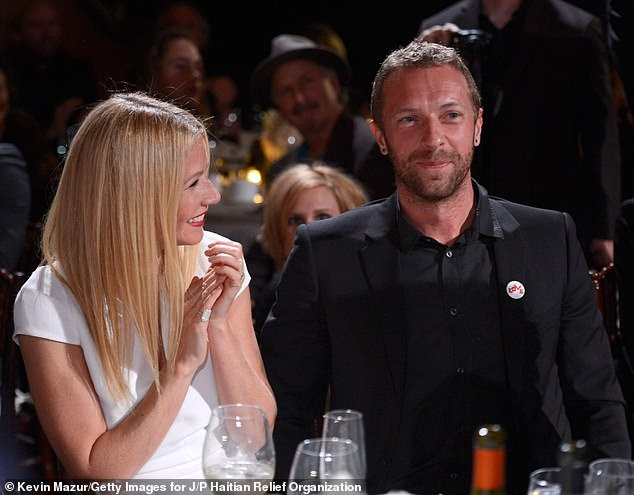 'We just didn't fit together': Gwyneth Paltrow reflected on her relationship with her former husband Chris Martin in a candid essay for British Vogue 's September issue