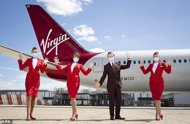 Virgin Atlantic has become billionaire Richard Branson's second airline to file for bankruptcy this year as industry continues to be ravaged by the coronavirus pandemic