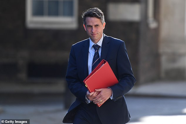 Education Secretary Gavin Williamson said: 'It is vital that students with exceptional circumstances are not held back by the way grades have been calculated'