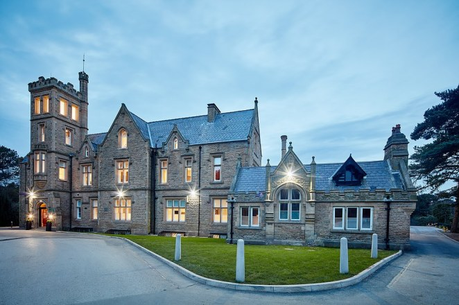 The 19th-century Victorian mansion Bruntwood Hall has been transformed into Oddfellows On The Park hotel