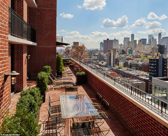 The views of the New York skyline from The Ludlow are decidedly impressive