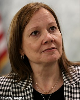 CEO Mary Barra hopes to have 20 EVs in the global market by 2023