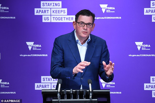 On July 1, Premier Daniel Andrews said genomic sequencing had traced a big proportion of coronavirus cases to breaches in the hotel quarantine program
