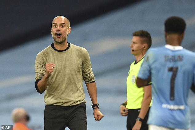 Pep Guardiola is yet to manage in Italy but has previously pledged his future to Man City