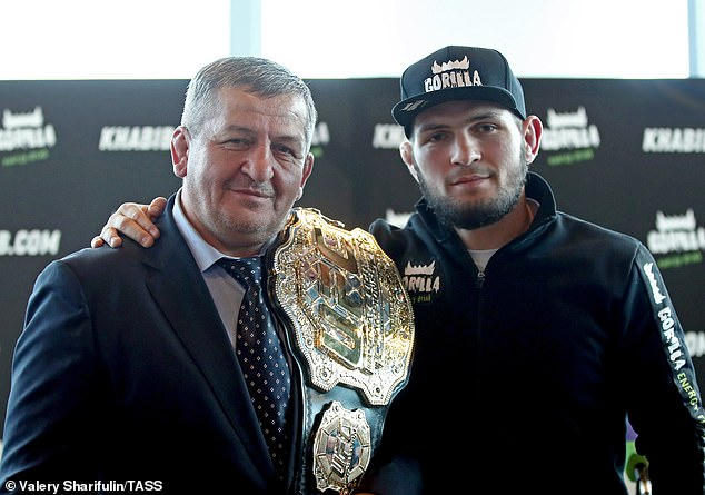 He was the father of Khabib and idolised by the Nurmagomedov family and beyond
