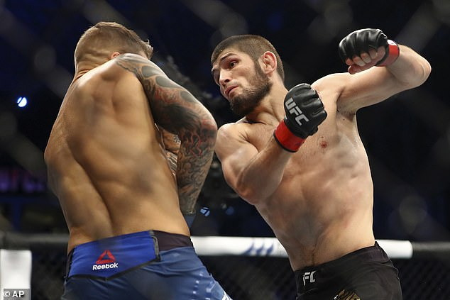 The 31-year-old's relentless style has destroyed every fighter in his path in his 28-0 career