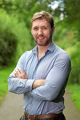 Seán McPartlin volunteers to participate in Oxford vaccine trial