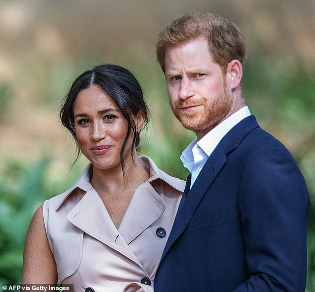 He is believed to have advised Harry and Meghan to live together before 'doing anything more serious'. A source close to Duke and Duchess of Sussex told the book's authors that although his advice 'came from a good place,' Prince Harry 'didn't totally see it that way'