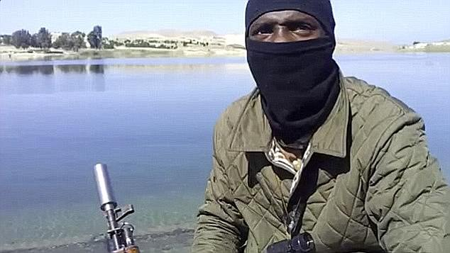 It was previously alleged that Bracht had married Celso Rodrigues da Costa, 31, (pictured) an IS fighter from London after travelling to Syria