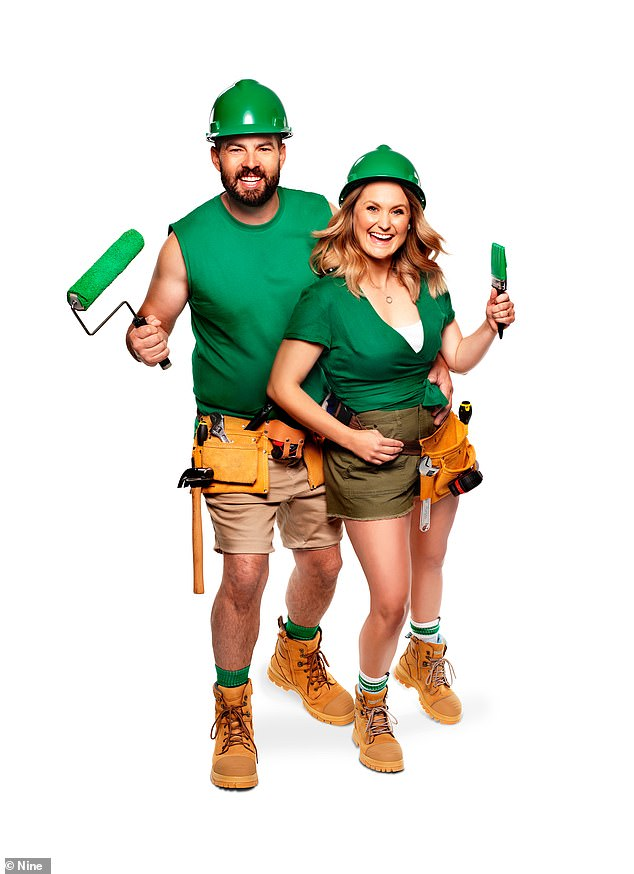 Daniel, 35, and Jade, 34: Daniel and Jade are farmers from South Australia who have applied to be on the show four times