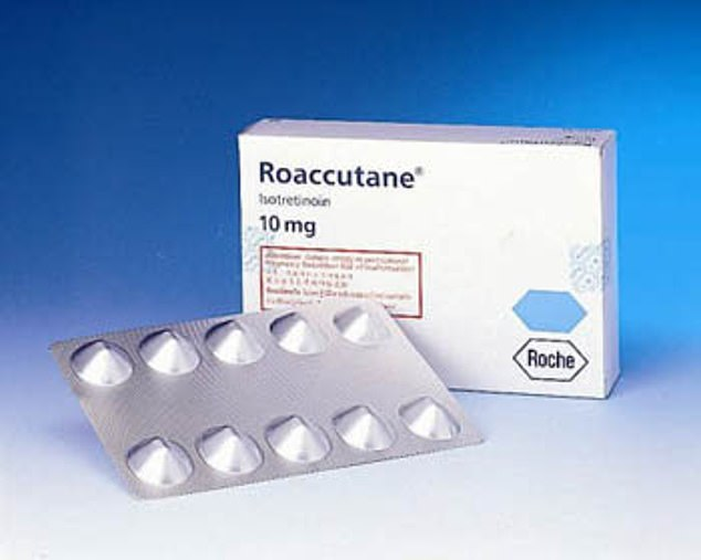 Roaccutane, also known as Isotretinoin capsules, are given to patients with severe acne