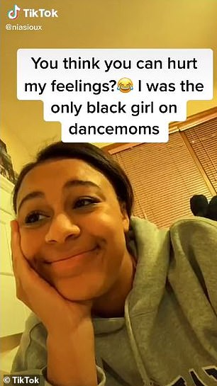 Another layer: Nia Sioux, 19, pointed out that she struggled as one of the few black stars on the show. Other castmates have accused Abby of making racist remarks