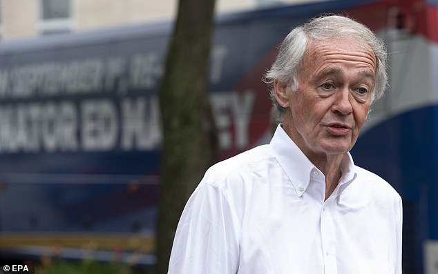 Massachusetts Senator Ed Markey said Congress should give Americans $2,000 per month retroactively to March, throughout the pandemic and until the pandemic is over – he was referencing all Americans and not just those left unemployed by coronavirus