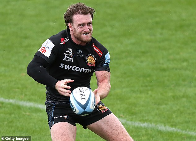 Start of a 12-month 'season' for Stuart Hogg that should end in South Africa with the Lions