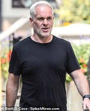 chris moyles pierdere în greutate 2021