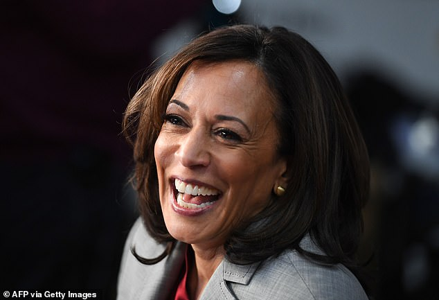 Trump on Monday attacked Harris, after Joe Biden made history by naming her as his running mate
