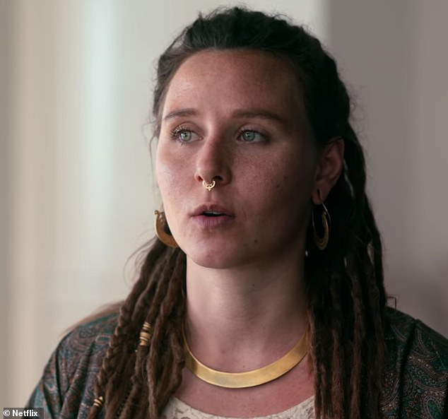 Accusation: Saskia Mahler opened up about being sexually abused as a tantric student at Agama Yoga in Thailand while appearing in Netflix's new docu-series (Un)Well