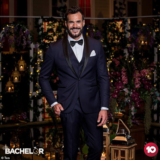 Tune in:The Bachelor continues on Thursday from 7:30pm on Channel 10