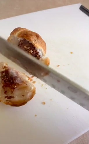 While a delicious snack of Ferrero Rocher and dough could be conjured up in the device