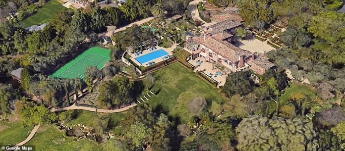 prince harry and meghan markle paid 14 7 million for their vast santa barbara estate fr24 news english prince harry and meghan markle paid