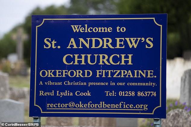 One parishioner said: 'The church has managed to alienate almost the entire village'