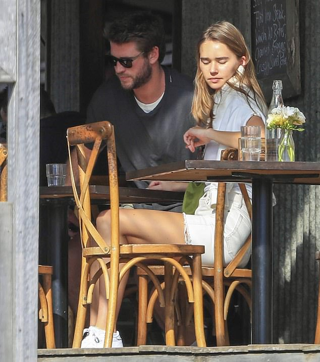 Spotted: They were first spotted together in Byron Bay in mid-December