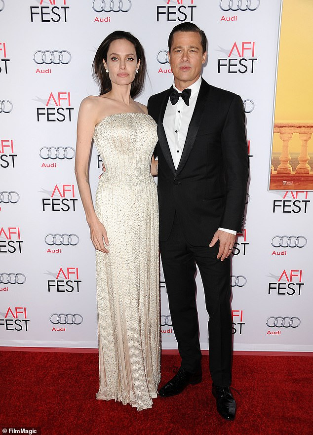Ongoing battle: Bratt Pitt has slammed his ex-wife Angelina Jolie for attempting to delay their almost four-year divorce case, saying that it will be their children who are 'hurt most'