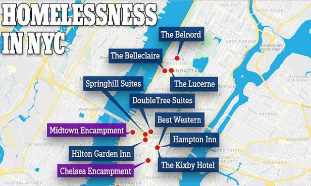 Manhattan's map of homelessness