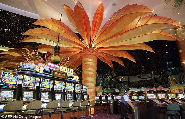 The Star also received two fines in relation to a 16-year-old girl and 17-year old boy who entered the casino on separate occasions