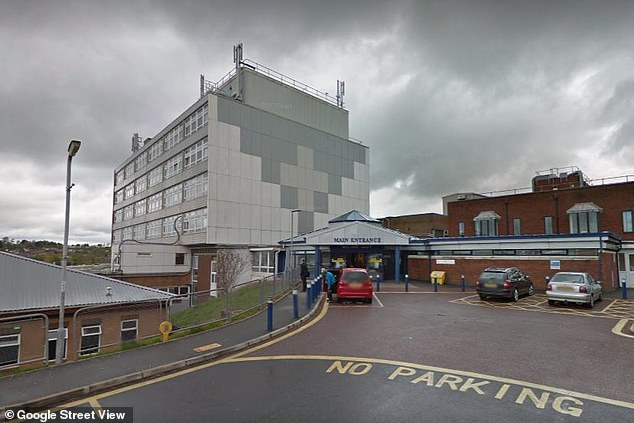The Court of Appeal ruled this week that Andrewes can keep his earnings arguing that he had given 'full value' for the salary and benefits he received — even though he had obtained the roles fraudulently. Andrewes was also appointed chairman of the Torbay NHS Care Trust (Pictured, Torbay hospital)