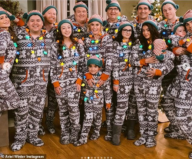 Modern Family:After 11 seasons, Ariel's sitcom Modern Family came to an end with a two-part finale on ABC in April