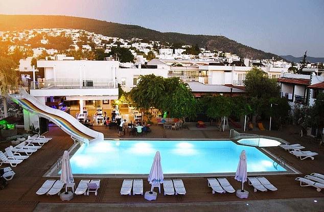 Delfi Hotel & Spa in Bodrum, Turkey, costs just £408 per person and includes breakfast