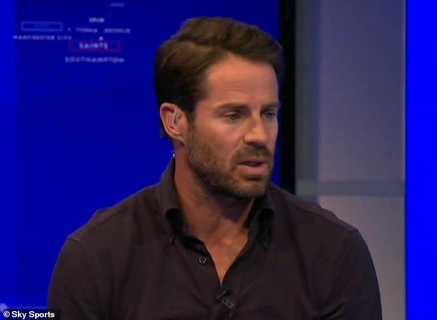 Moving on: Jamie Redknapp is dating Swedish model Frida Andersson-Lourie following his split from ex-wife Louise, according to reports