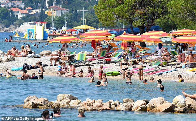 Croatia is expected to be added to the Government's quarantine 'red list' within days after a rise in cases