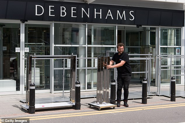 Ruth Sunderland writes that Debenhams problems date back more than a decade to a period of ownership by private equity barons
