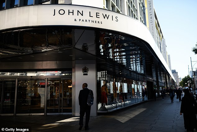 John Lewis has also been hit hard by the pandemic - and has begun closing some of its stores