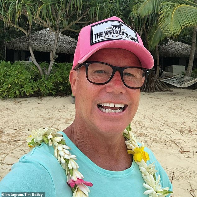 His next move? The Sacked Channel 10 weatherman was reportedly tipped to enter the jungle on the next season of I'm A Celebrity ... Get Me Out Of Here!