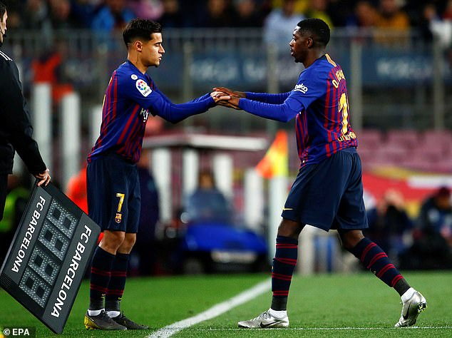 Surprisingly big silver flops Phillipe Coutinho and Ousmane Dembele could end up staying