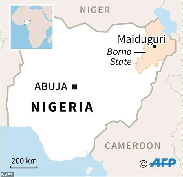 Residents of Kukawa, escorted by the military, had returned to the town on August 2, on the orders of the Borno state authorities
