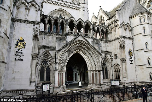 Bryant's action has been filed in the High Court after a legal decision last year that a collective action could be served against Google over alleged unlawful tracking of iPhone users