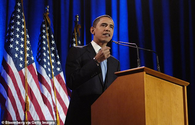 President Obama gave one of his most landmark speeches in his 2008 Democratic primary fight against Hillary Clinton in Philadelphia, where he spoke about race in America.