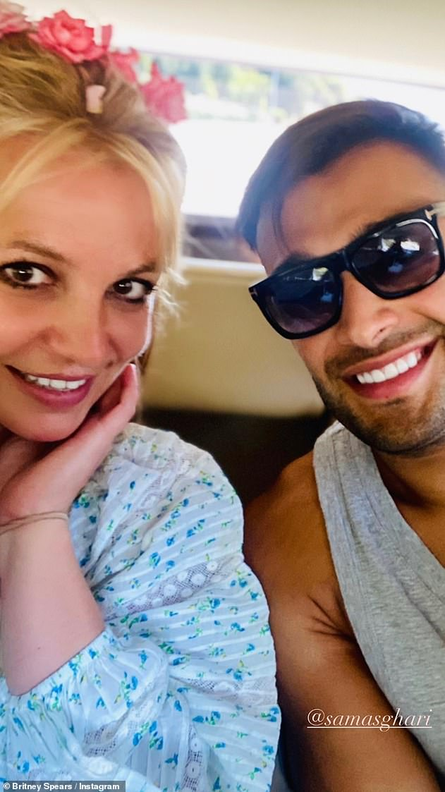 Britney has been living quietly in her Thousand Oaks mansion, north Los Angeles, with her boyfriend Sam Asghari since the end of her Vegas residency and tour.