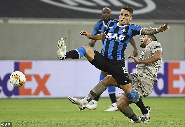 Martinez will be key to Inter's chances of winning the Cologne final on Friday night