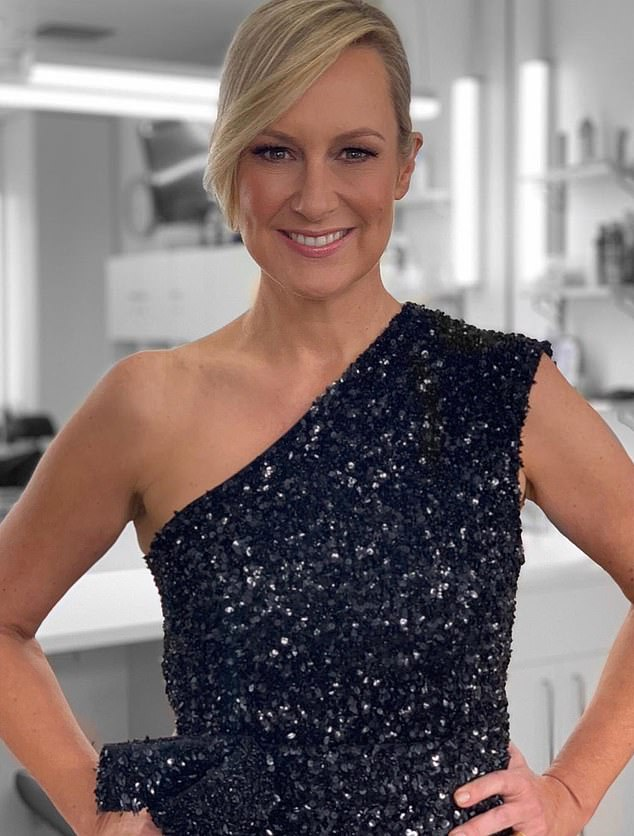 Proud: 'I am incredibly proud of the work I have done and appreciative of the trust and warmth our viewers have shown me,' Melissa said in a statement