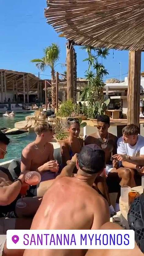 Manchester United Captain Harry Maguire Arrested On Greek Island Of Mykonos For Attacking Cops Fr24 News English